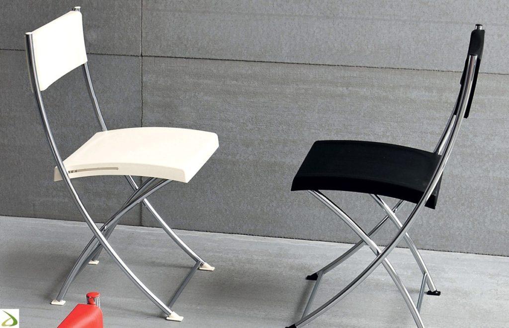 sedie pieghevoli da interno
