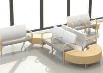 sedie sala attesa studio medico dentistico