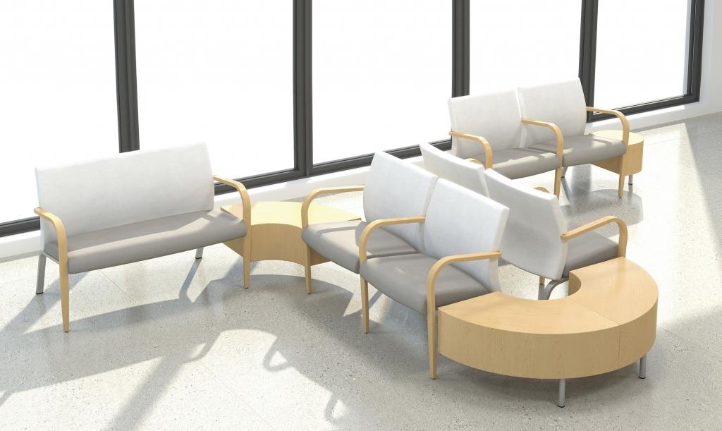 Sedie per sala d attesa studio medico dentistico sedie